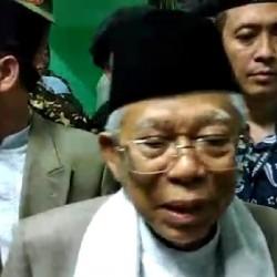 Kata Kiai Maruf Terlambat Start Penyebab Kekalahan di Banten