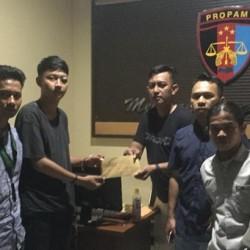 Ricuh Saat Demo Gubernur, HMI Lapor ke Propam Polda Banten