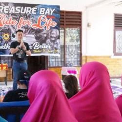 Setahun, Pengunjung Treasure Bay 180 Ribu Wisatawan
