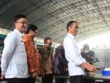 Jelang May Day, Andika Temani Jokowi Makan Bersama Ribuan Buruh