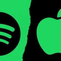 Apple Terancam Denda Besar Karena Spotify