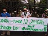Demo di Rumdis Gubernur, HMI Ingatkan KAHMI Jangan Bungkam Kami