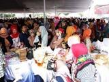 Ramadhan, Pemprov Banten Gelar Bazar Sembako Murah