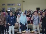 Ratusan Mahasiswa UIN Banten Meriahkan HUT Spectrum ke-2