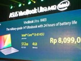 ASUS Vivobook Ultra K403 Unggulkan Baterai 24 Jam