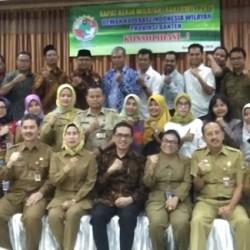 Dekopinwil Banten Diminta Lakukan Perubahan di Era Digital