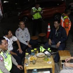 Peningkatan Lalu lintas Kendaraan di Tol Tangerang-Merak Meningkat 40 Persen