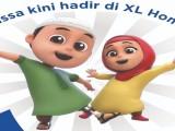 XL Hadirkan Tayangan Lokal Untuk Anak Serial Animasi Nussa