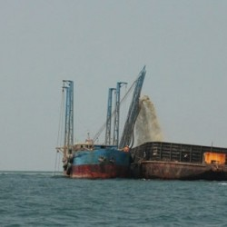 Ratusan Juta Kubik Pasir Laut Banten Bakal Dikeruk untuk Reklamasi