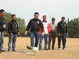 Andika Harap Terbentuk Klub Sepak Bola Kebanggaan Warga Banten