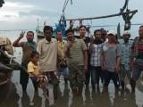 Soal Pasir Laut, Nelayan Tirtayasa Minta Bertemu Bupati Serang