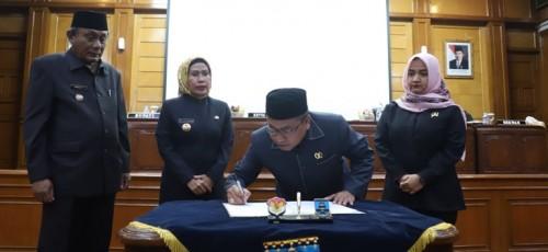 Silpa APBD Kabupaten Serang TA 2018 Capai Rp403 Miliar