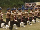 Pramuka di Delapan Wilayah Ikuti Perjusami di Polda Banten