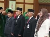 Menristekdikti Resmi Lantik Rektor Untirta Banten