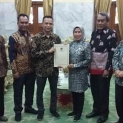September, Anggota DPRD Kabupaten Serang Periode 2019-2024 Dilantik