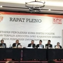 Calon Anggota DPRD Kabupaten Serang Terpilih dari PKB Dibatalkan