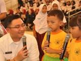 Peringati Hari Anak, Andika Ingatkan Pentingnya Literasi Digital