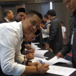 50 Calon Anggota DPRD Kabupaten Serang Terpilih Ditetapkan