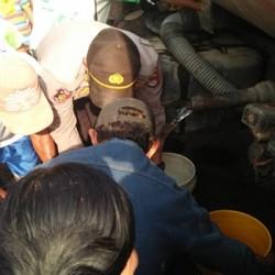 800 Kepala Keluarga di Kecamatan Kramatwatu Kekeringan