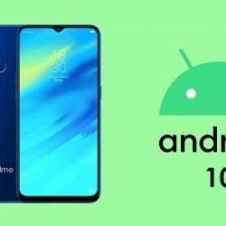 Jadwal Update Android 10 untuk Smartphone Realme