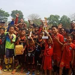 PSSI Kota Serang Apresiasi Festival Sepak Bola BLFC U-13