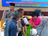 HUT Lalulintas ke-64, Ditlantas Polda Banten Khitan Massal 100 Anak
