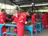 Lulus Petrotekno, 32 Teknisi Papua Operasikan Kilang Tangguh LNG