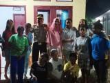 Kapolsek Ciruas Anjangsana ke Mess Siswa Asal Papua