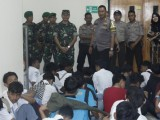 Polresta Tangerang Amankan Ratusan Pelajar