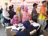 Baksos Polda Banten, 200 Warga dapat Pengobatan Gratis