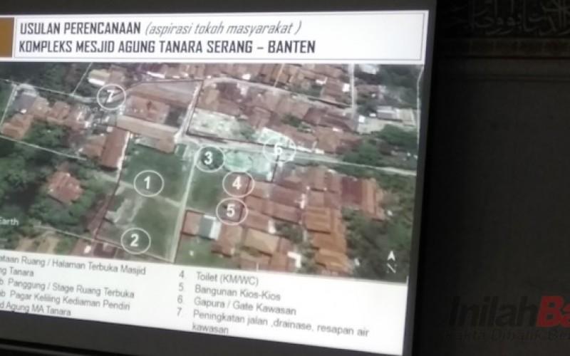 Penataan Tahap Pertama Wisata Religi Syeh Nawawi Telan Rp7 M