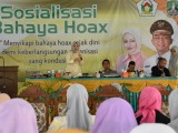 Adde Rosi: Hoax Itu Pembunuhan Karakter Beda dengan Kritik