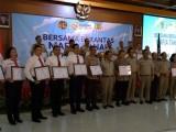 Satgas Mafia Tanah Polda Banten Raih Penghargaan dari Menteri ATR BPN