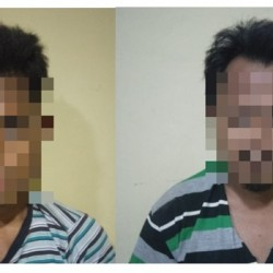 Polisi Amankan Dua Pelaku Saat Transaksi Narkoba