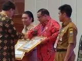 Pemprov Banten Terima Apresiasi dan Penghargaan dari Kemendagri