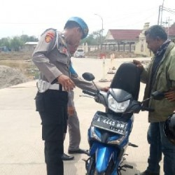 Pasca Bom Bunuh Diri di Medan, Polres Serang Perketat Pemeriksaan