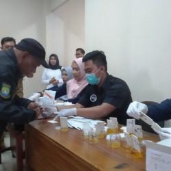 Tes Urine, 3 Pegawai DLH Kota Tangerang Terindikasi Positif Narkoba