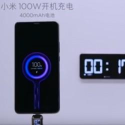 Xiaomi Pamer Charger Super Cepat Berkemampuan 100W
