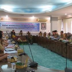 Inflasi di Kabupaten Serang Terendah di Banten