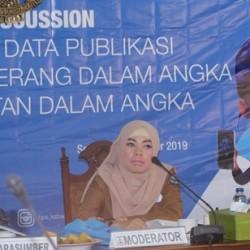 Diskominfosatik Kabupaten Serang Akan Sosialisasikan Wali Data