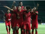 Imbangi Korut, Indonesia ke Piala Asia U-19 2020