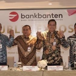 Bank Banten Gelar Public Expose Tahunan