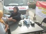 Polres Serang Buka Layanan Berobat Gratis