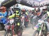Ratusan Raiders Trail Ramaikan Anyer Krakatau Adventure Destination