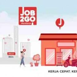 Aplikasi Job2Go Tawarkan Kemudahan Cari Kerja