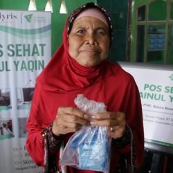 Dompet Dhuafa Launching Pos Sehat di Kampung Gowok