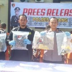Melawan saat Ditangkap, 3 Bandit Asal Lampung Ditembak