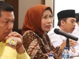 Bersama Gerindra, Tatu Yakin Tuntaskan Program Pemkab Serang