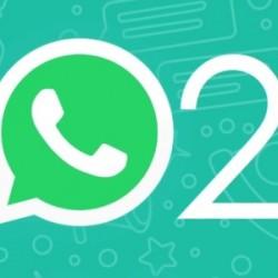 Malam Tahun Baru, WhatsApp Kirim 100 Miliar Pesan