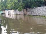 Banjir, Ratusan Rumah di Kecamatan Kasemen Terendam